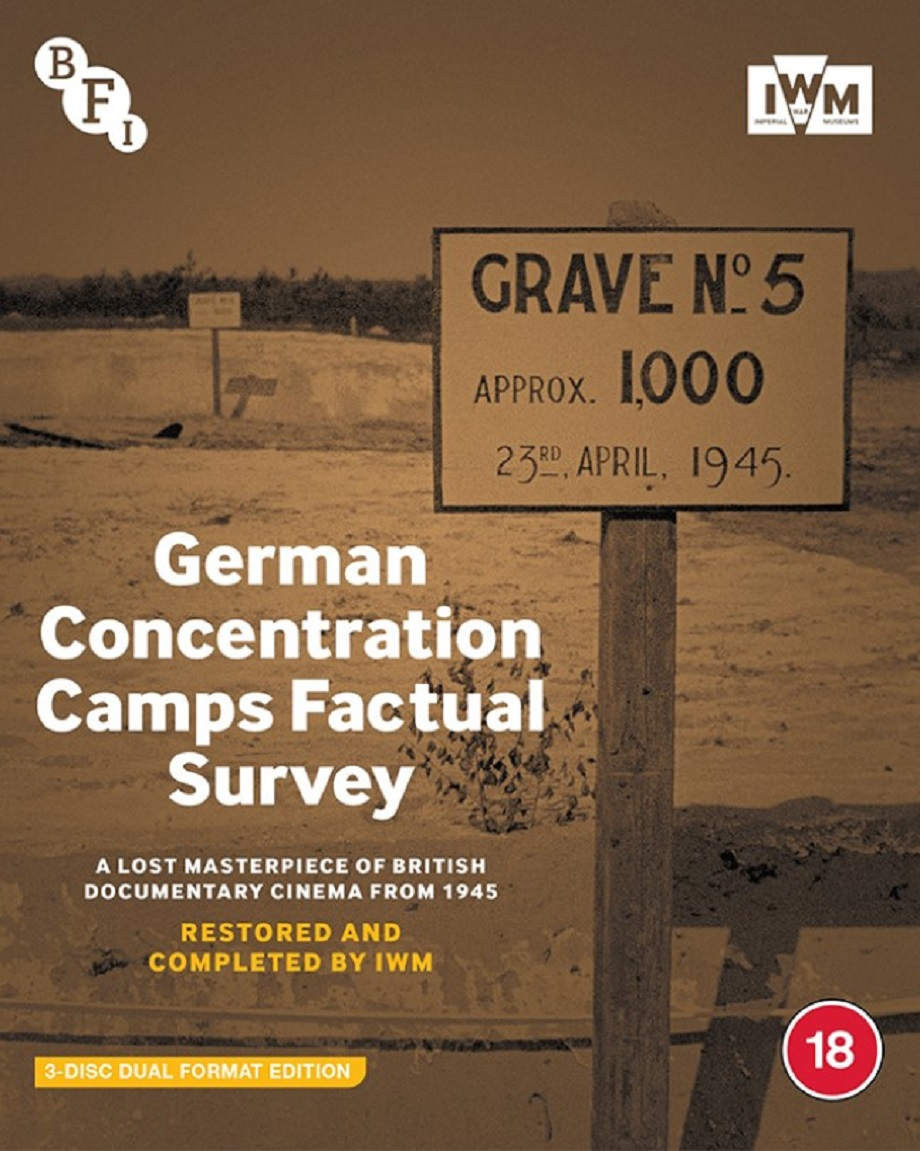 DVD - German Concentration Camps