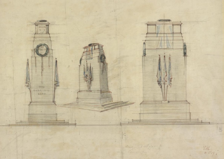 design for cenotaph
