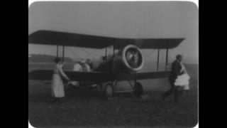 WOMEN'S ROYAL AIR FORCE - LIFE ON A BRITISH AERODROME [Main Title]  collection item