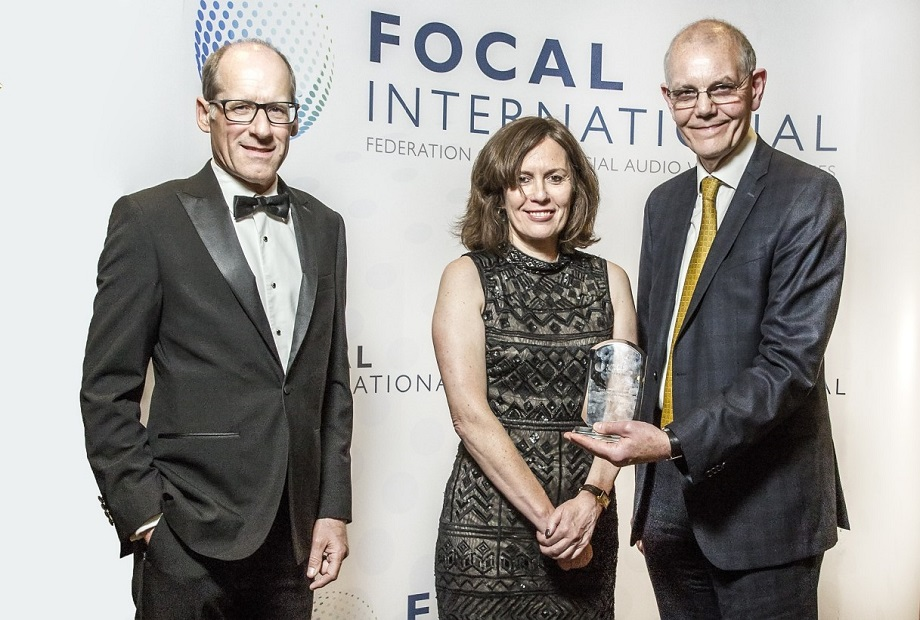 FOCAL awards - They Shall Not Grow Old